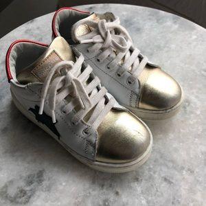 Naturino falcotto toddler unisex shoes,size26/10US